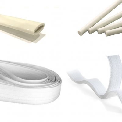 1 M Roman Blind Kit Rods Tape Velcro Bar String